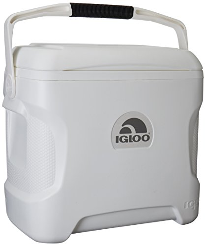 Igloo Marine Ultra Coolers, White, 30 Qt