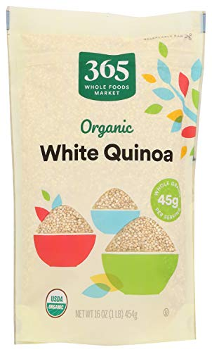 365 by Whole Foods Market, Organic White Quinoa, 16 Ounce