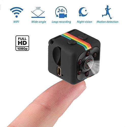 Pawaca mini-camera 1080P SQ11 HD camcorder DV-recorder nachtzicht sport DV camera videorecorder infrarood auto DVR camera bewegingsdetectie