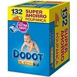 Dodot - Pañales Dodot T4 132 uds