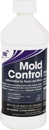 ACE Chemical BBJ Mold Control for HVAC Systems and Air Ducts#491-12