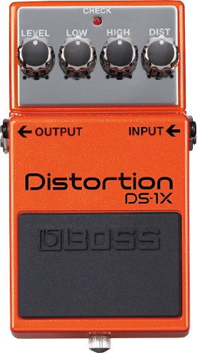 BOSS – Pedal de efecto para guitarra Distortion Boss DS-1 X 415401 C99