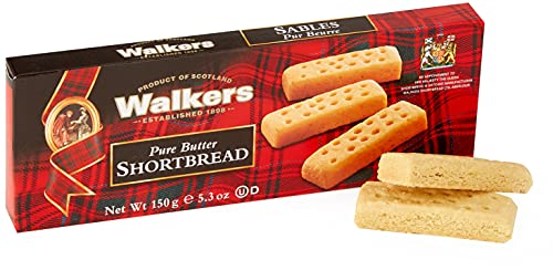 Walkers Shortbread Fingers Postre - 150 gr