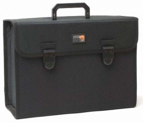 New Looxs Single Pannier 2 Lock Basic bagagedragertas, zwart, 41 x 30 x 16 cm