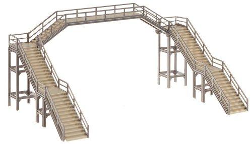 FALLER 120178 - Fußgängerbrücke, 2-gleisig