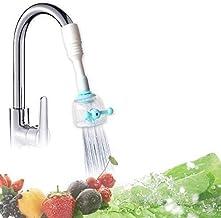 Forcado Water Saving Kitchen Plastic Tap Faucet/Pipe Hose Swivel Adjustable Nozzle (Standard Size, Random Color) tap Shower for Kitchen Sink, tap Shower Cleaner, tap Shower Faucet for Bathroom