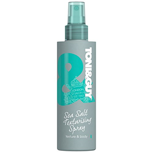 Toni & Guy Sea Salt Texture & Body (Hair Pump Spray Treatment)