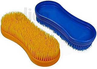 Elico Richmond Shedder Dual Blade equestrian grooming brushing horse pony
