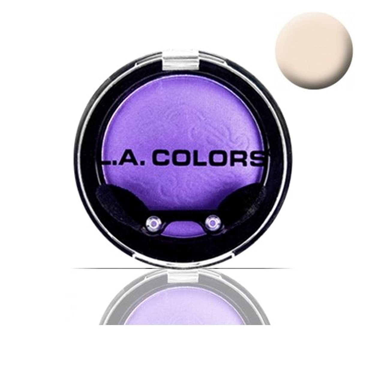 怒り司教製作(3 Pack) LA COLOR Eyeshadow Pot - Bare (並行輸入品)