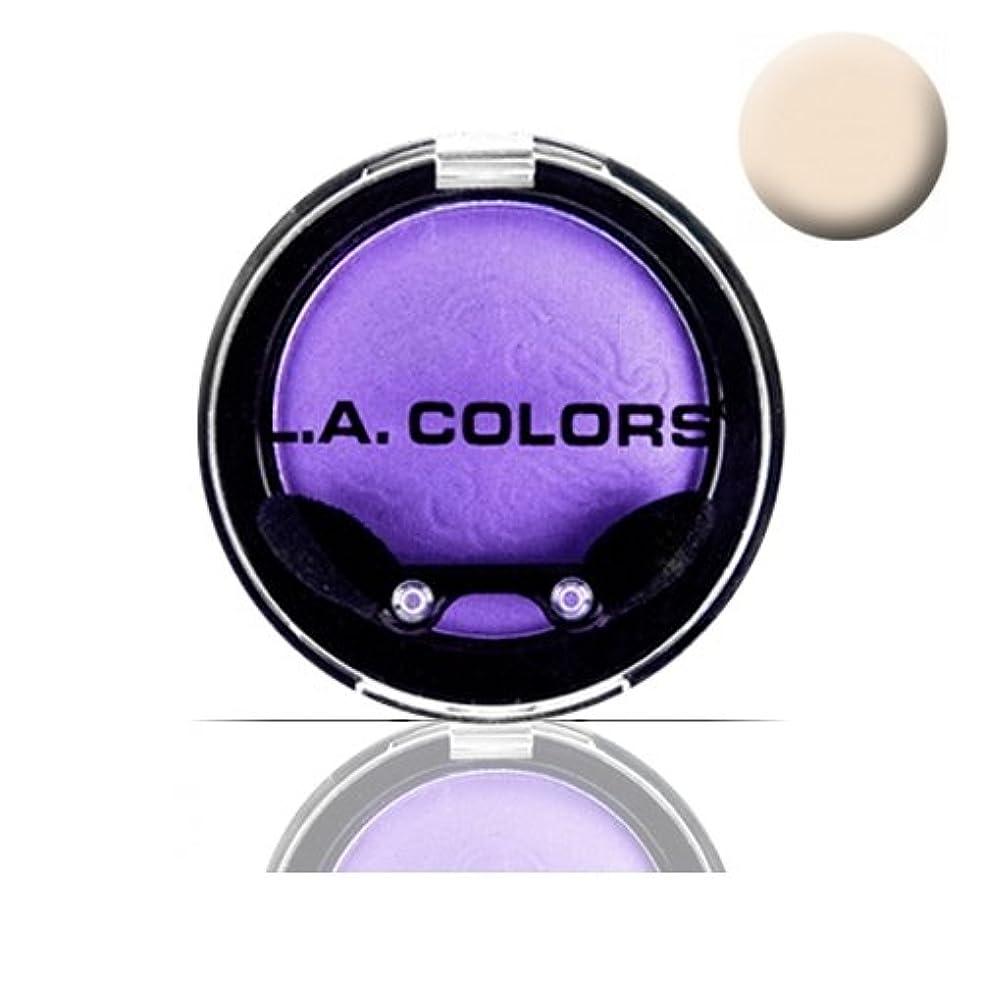 当社守る船酔い(3 Pack) LA COLOR Eyeshadow Pot - Bare (並行輸入品)