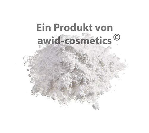 Ácido hialurónico en polvo 1380 kDa, 5 g, para crema, gel, loción, antienvejecimiento, dosificable, de awid-cosmetics, por favor lea la descripción del producto.
