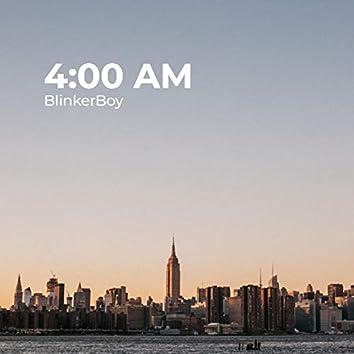 4:00 AM (feat. Rahme, Habitat & Mthager)