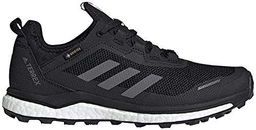 adidas Damen Terrex Agravic Flow GTX W Fitnessschuhe, Mehrfarbig (Cblack/Grethr/Grefou 000), 37 1/3 EU