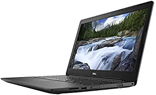 Dell Latitude 3590 Business Laptop - Intel Core i5-7200U, 8GB, 1TB, 15.6 Inch, Camera, BT, WLAN, 4 Cell 56Whr Express ChargeTM Capable Battery, Eng-Arb KB, Windows 10 Pro, Black