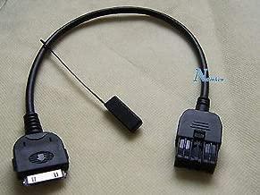 FidgetFidget for Nissan Infiniti AUX Input Cable for iPod Touch Nano Touch 284H2-ZT50A