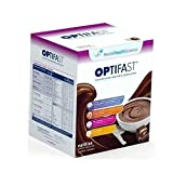 OPTIFAST Natilla Chocolate - Sustitutivo de comida, 8 sobres x 55 g