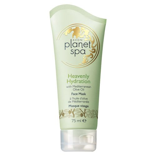 Avon Planet Spa Heavenly Hydration Face Mask 75 ml