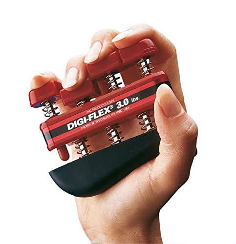 Digiflex Hand- & Fingertrainer für Reha-Übungen und zum Muskelaufbau (3.2 kg)