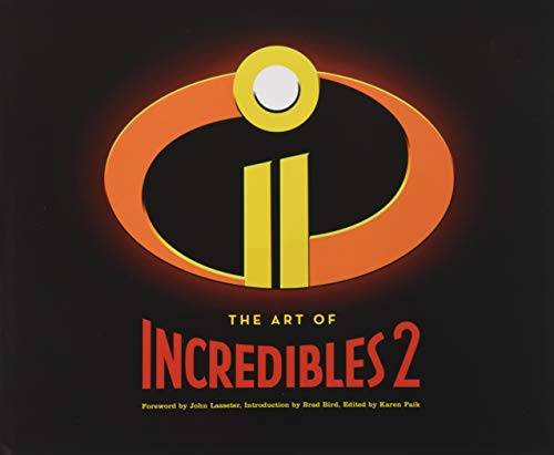 The Art of Incredibles 2: (Pixar...
