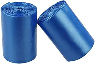 Sandesh Dustbin Bags Biodegradable For Kitchen,Office,Small Size 60 Bags (Blue,43cmX48cm)(Garbage Bags/Trash bags)