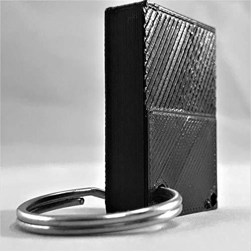 Porte-clés XBOX One console : noir.