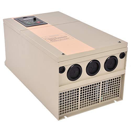 Inversor de Motor trifásico, inversor de frecuencia Controlador PID Incorporado V/F Circuito Cerrado para Motor síncrono asíncrono 380V(55KW)