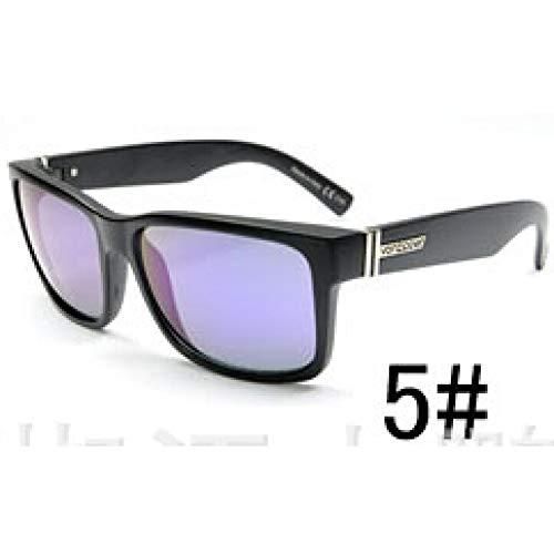 sijiaqi Nuevos 14 Colores Von Zipper Eyewear Gafas de Sol Gafas de Sol Gafas de Hombre con Gafas de Sol