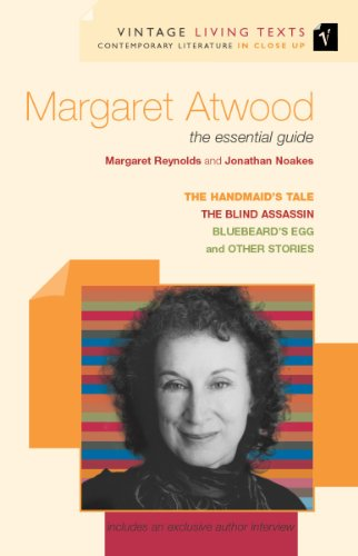 Margaret Atwood: the essential guide (Vintage Living Texts) (English Edition)