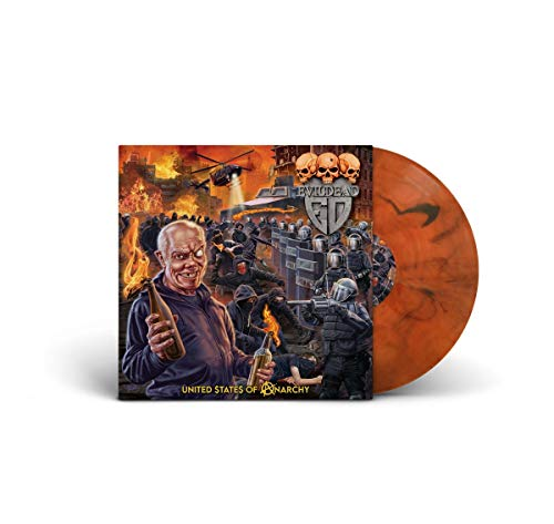 United States of Anarchy [Vinyl LP]