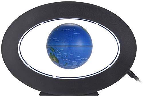 Brightz La levitación magnética Globo, con Luces LED Globo Flotante Mapa Mundial Anti Gravedad Globo Giratorio for la decoración en la Oficina y el hogar for el Regalo de los niños