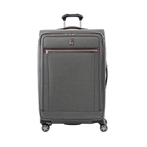 Travelpro Platinum Elite Maleta (Gris, XL)