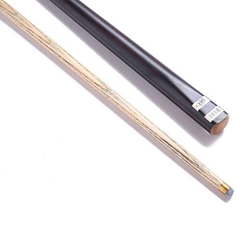 WXS 3//4 Taco de Billar de Snooker Hechas a Mano con Eje de Fresno de 57 Pulgadas Puntas de 9.8 mm con Accesorios de extensi/ón Estuche r/ígido//Bolsa for Elegir