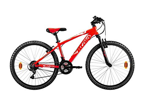 ATALA Race Comp - Bicicleta para niño, 18 V, rueda de 26', aluminio MTB Front 2020