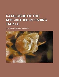 Catalogue of the Specialities in Fishing Tackle