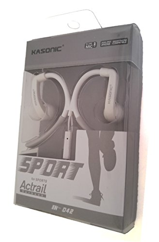 B-MOBILE Audifonos Sport Blancos