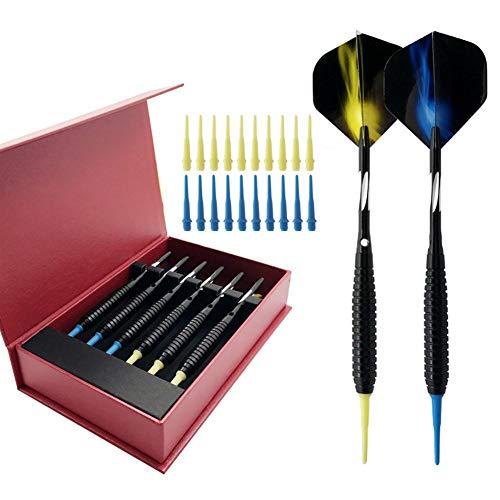 BOZHUO BOZHUO 6-teiliges Soft-Dart-Geschenkbox-Set, 18 g Bild