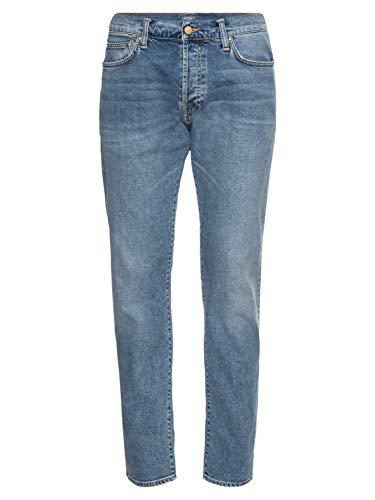 Carhartt WIP Herren Jeans Klondike Pant 2 Blue Denim 36