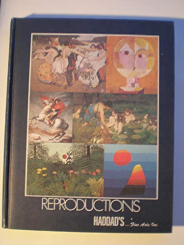 Reproductions: a selective, illustrated collection of fine prints