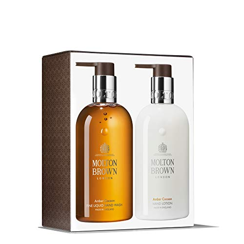 Molton Brown Amber Cocoon Hand Gift Set