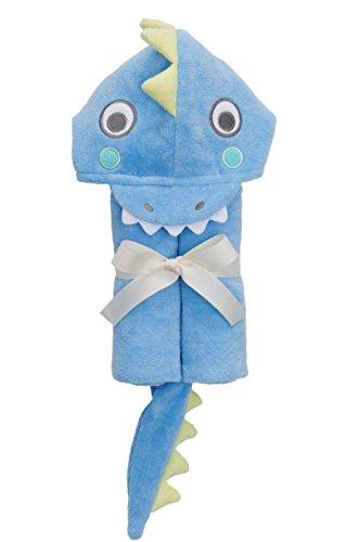 Cadeau élégant temps de bain pour bébé Serviette de bain à capuche et gant de toilette