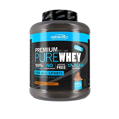 Performance Sports Nutrition - Pure Whey (Caramel - 900 gram)