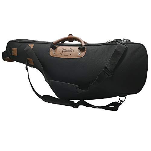 LONGTAI Tenor Saxophone Gig Bag Lightweight Soft Padded Backpack Sax Case