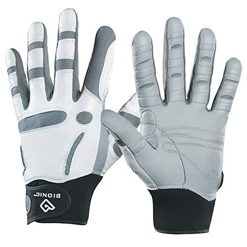 Bionic Men's ReliefGrip Golf Glove (Large, Left Hand)