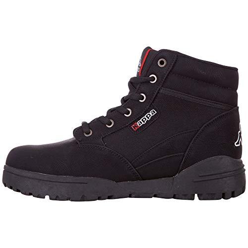 Kappa Damskie buty Bonfire klasyczne, 1111 Black, 36 EU