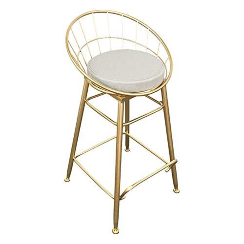 Youyouxiu Bar Stools Bar Chair Plant Stool High Top Bar Table Luggage Racks Upholstery Metal Wrought Iron Best Home Garden Chairs Terrace Balcony Club