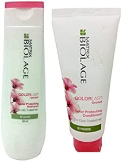 MATRIX By fbb Biolage Colorcare Shampoo with Conditioner (200 ml and 98 ml) - Combo Set of 2