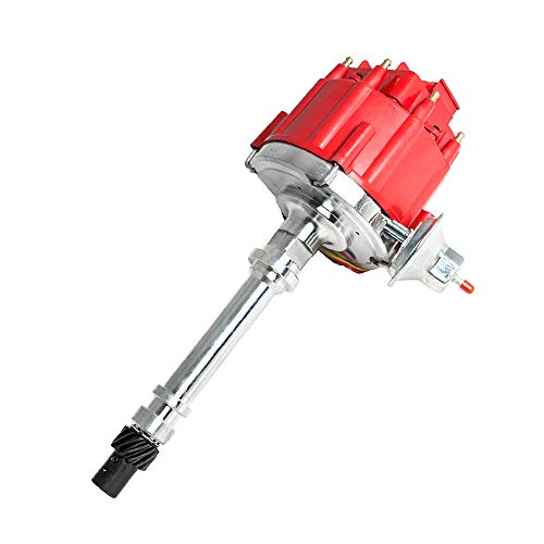 Performance HEI Distributor fits for Chevy GM SBC BBC 7500RPM V8 65k Coil 283 305 307 327 350 400 Small Blocks and 396 427 454 Big Blocks