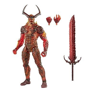 Marvel Hasbro Legends Series 13″ Action Figure Toy Surtur, Infinity Saga Character, Premium Design, Figure and 3 Accessories