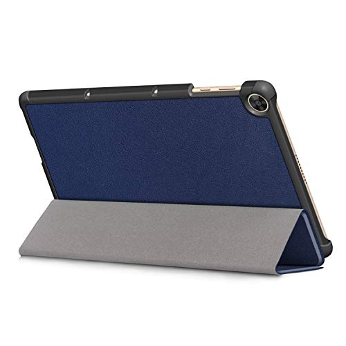 XITODA Hülle Kompatibel mit Huawei MatePad T10 AGR-L09 AGR-W09 9.7''/MatePad T10S AGS3-L09 AGS3-W09 10.1'',PU Leder Stand Schutzhülle für Huawei MatePad T 10/ T 10S Case Cover,dunkelblau
