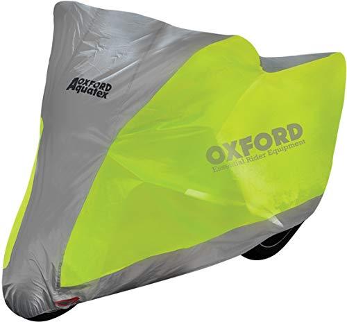 Oxford Aquatex Fluorescerende motorhoes kleine scooter fietshoezen